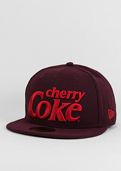 Cherry Coke Basic maroon