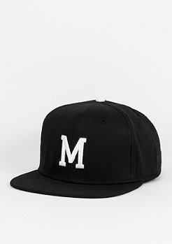 C3 Letter M black