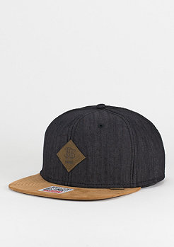 Snapback-Cap Linen 2014 black