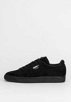 Suede Classic+ black/dark shadow
