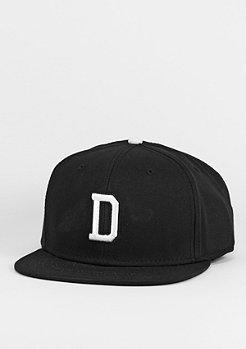 Masterdis Snapback-Cap Letter D black