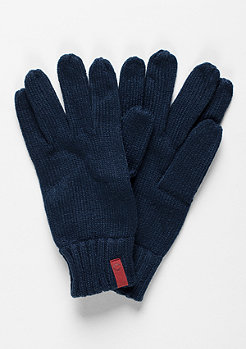 Knitted navy
