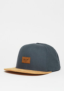Suede 6-Panel charcoal