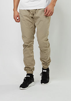 Chino-Hose Cotton Twill beige