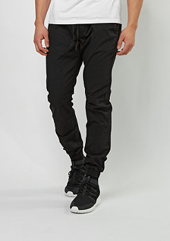 Chino-Hose Cotton Twill black