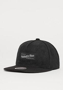 Snapback-Cap Netz black