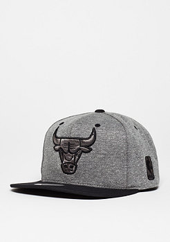 Mitchell & Ness Snapback-Cap Broad NBA Chicago Bulls grey/black