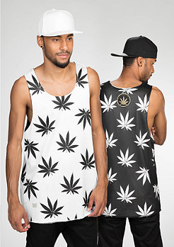 C&S Tank Best Budz Reversible blk/wht