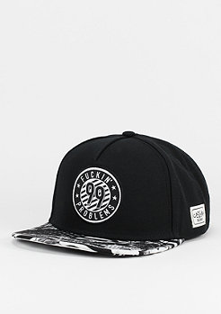 C&S Cap 99 FCKN Problems black/white