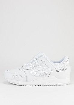 Schuh Gel-Lyte III white/white
