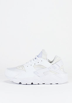 Air Huarache Run white/white