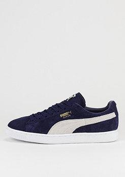 Schuh Suede Classic+ peacoat/white