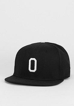 Letter O black