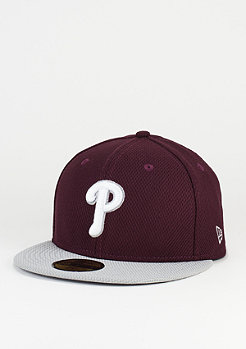Seasonal Diamond 59Fifty MLB Phillies
