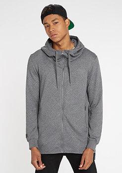 Hooded-Zipper Marios dark grey