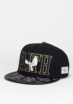 C&S WL Cap Faith black/gold/multi