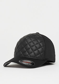 Flexfit-Cap Diamond Quilted black