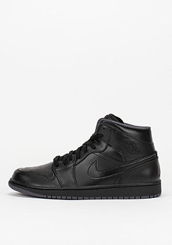 Basketballschuh Air Jordan 1 Mid black/black/dark grey