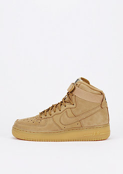 NIKE Air Force 1 Hi LV8 (GS) flax/outdoor green