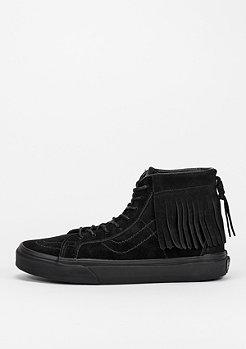 Schuh Sk8-Hi Moc black/black