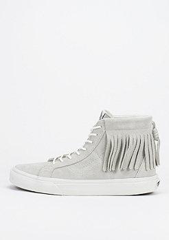 Schuh Sk8-Hi Moc Suede blanc de blanc