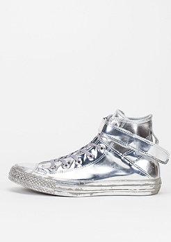 Schuh CTAS Brea Mono Leather Hi silver/silver