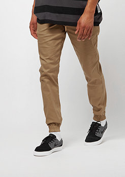 Chino-Hose The Runner tan