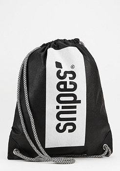 Snipes Logo black/white
