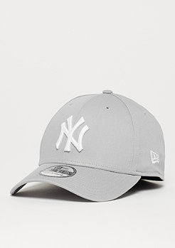 Baseball-Cap 39Thirty League Basic MLB New York Yankees grey/white