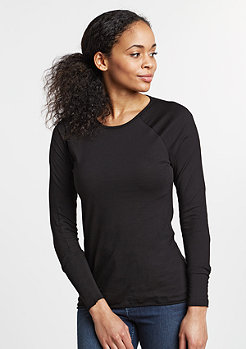 Longsleeve Luv black