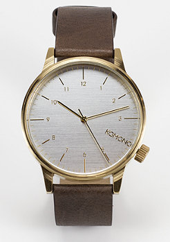 Uhr Winston Regal saddle brown
