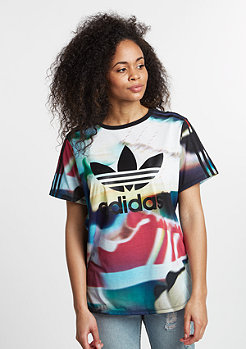 T-Shirt AOP BF multicolor