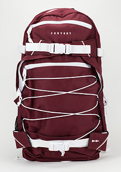 Rucksack Ice Louis burgundy