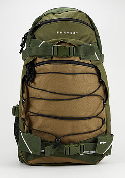 Rucksack Three Color Louis green