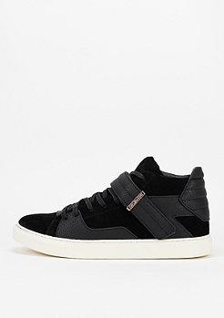 Schuh Sashimi black suede/stingray/creme