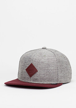 Kasi Mix No. 4 grey/burgundy