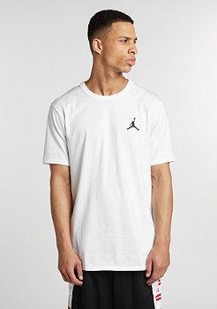 T-Shirt Core Long white/black