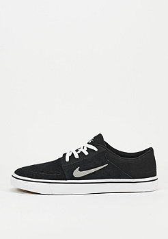 NIKE Skateschuh SB Portmore black/medium grey/white/gum light brown