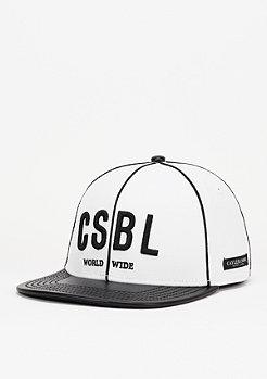 Snapback-Cap CSBL white/black