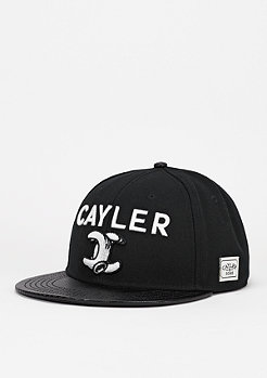 C&S WL Cap No. 1 black/white/carbon