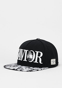 C&S WL Cap Savior black/marble/white
