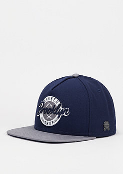 C&S CL Cap BK Barber navy/grey