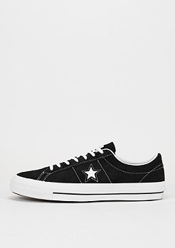 CONS One Star LS Ox black/white/gum