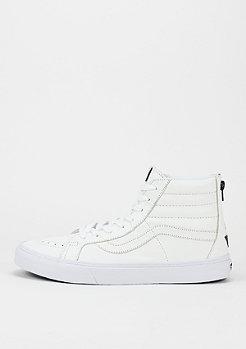 Skateschoen Sk8-Hi Reissue Zip Premium Leather true white/black