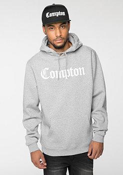 Hooded-Sweatshirt Compton heather grey