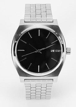 Horloge Time Teller black