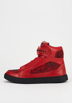 Schuh Atlantis red