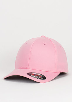 Baseball-Cap Wooly Combed pink