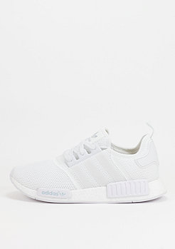 NMD Runner white/white/core black