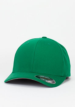 Baseball-Cap Wooly Combed pepper green